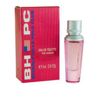 Mini Perfumes Mujer - Beverly Hills Polo Club Eau de Toilette For Woman by Air-Val International 4ml. (Últimas Unidades)