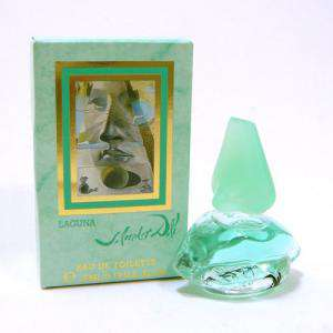 Mini Perfumes Mujer - Laguna Eau de Toilette by Salvador Dalí 5ml. (Últimas Unidades)