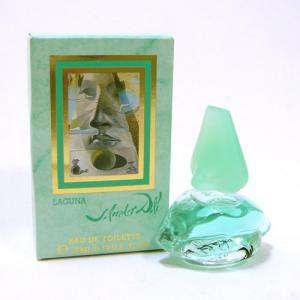 Mini Perfumes Mujer - Laguna Eau de Toilette by Salvador Dalí 5ml. (Últimas Unidades)