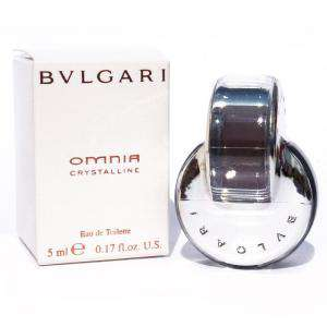 Mini Perfumes Mujer - Omnia Crystalline Eau de Toilette - Bvlgari (Últimas Unidades)