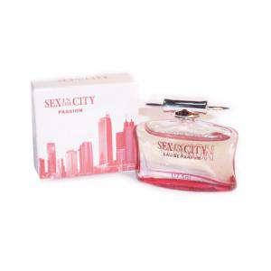 Imagen Mini Perfumes Mujer Sex In the city - Passion Eau de Parfum 7,5ml. by InStyle (IDEAL COLECCIONISTAS) (Últimas Unidades)