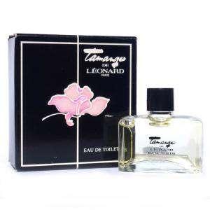 Mini Perfumes Mujer - Tamango Eau de Toilette by Léonard 5,5ml. (Últimas Unidades)
