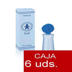 Tous Niños - Tous KIDS BOY Eau de Toilette 4 ml by Tous PACK 6 UNIDADES (Últimas Unidades)