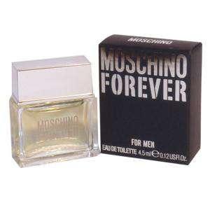 -Mini Perfumes Hombre - Moschino Forever Eau de Toilette para Hombre by Moschino 4,5ml. (Últimas Unidades)