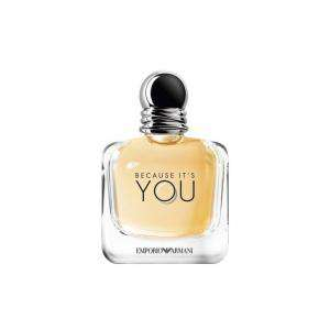 -Mini Perfumes Mujer - Because Its You 5ml - Emporio Armani - Caja blanca (Últimas Unidades)