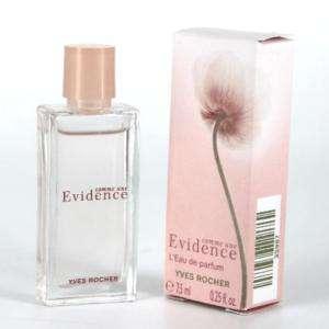 -Mini Perfumes Mujer - Evidence Comme Une Eau de Parfum by Yves Rocher 7.5ml. (Últimas Unidades)