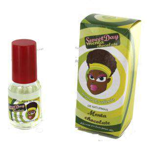 -Mini Perfumes Mujer - Fragancia Dulce Sweet Day Eau de toilette - Menta Chocolate 20ml. (Últimas Unidades)
