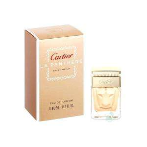 -Mini Perfumes Mujer - La Panthere EDP by Cartier 6ml. (Últimas unidades)
