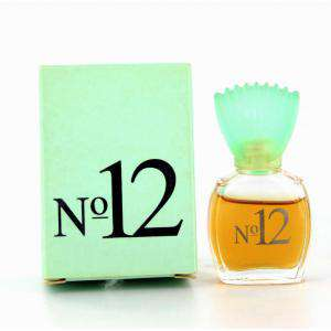 -Mini Perfumes Mujer - Nº12 Eau de Parfum (IDEAL COLECCIONISTAS) (Últimas unidades)