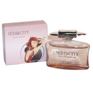 Imagen -Mini Perfumes Mujer Sex in the city - Exotic Eau de Parfum 7,5 ml. by InStyle (IDEAL COLECCIONISTAS) (Últimas Unidades)