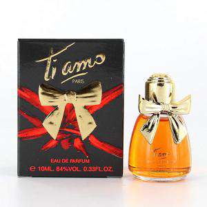 -Mini Perfumes Mujer - Ti Amo Eau de Parfum by Parfums Ti Amo 10ml. (Últimas Unidades)