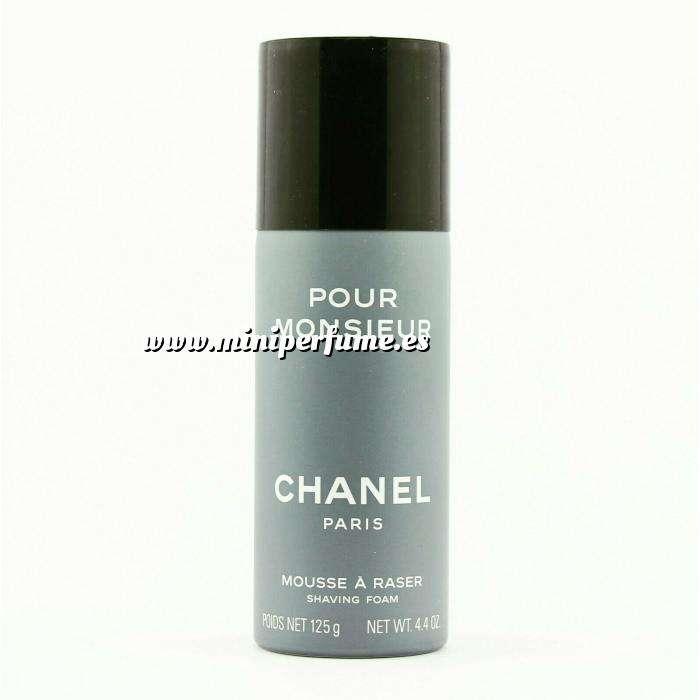 Imagen Cuidado Personal CHANEL Pour Monsieur espuma de afeitar 125 gr (Últimas Unidades)