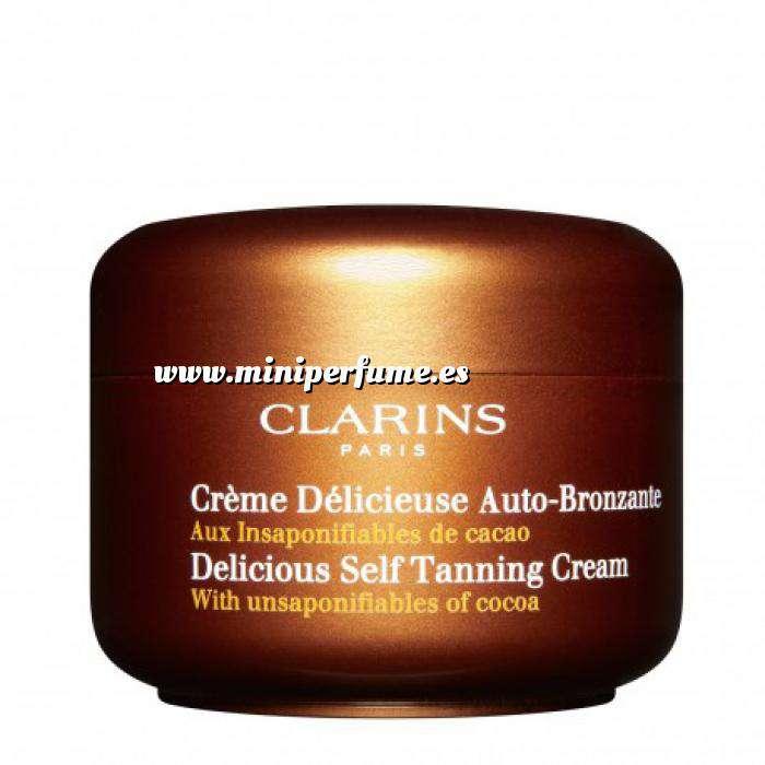 Imagen Cuidado Personal CLARINS Crema Deliciosa Autobronceadora-125 ml (Últimas Unidades)