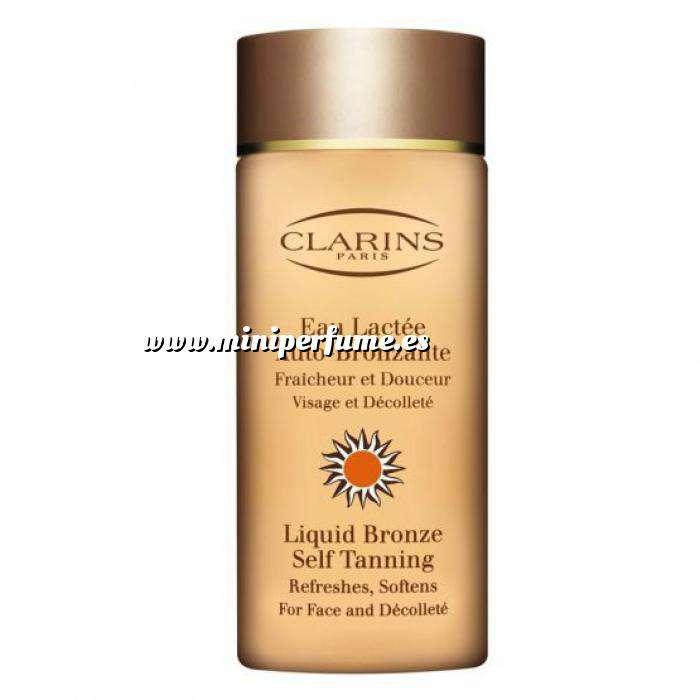 Imagen Cuidado Personal CLARINS Leche Fluída Autobronceante para rostro y escote 125ml (Últimas Unidades)