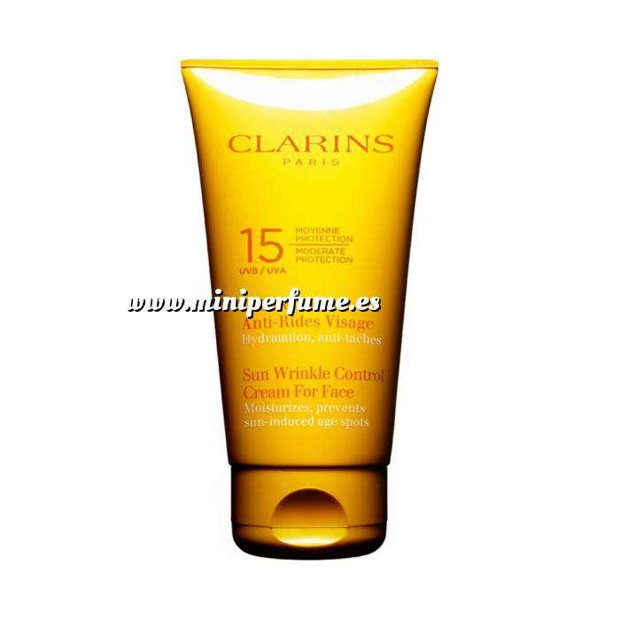 Imagen Cuidado Personal CLARINS Sun Crema Solar Antiarrugas SPF15-75ml (Últimas Unidades)