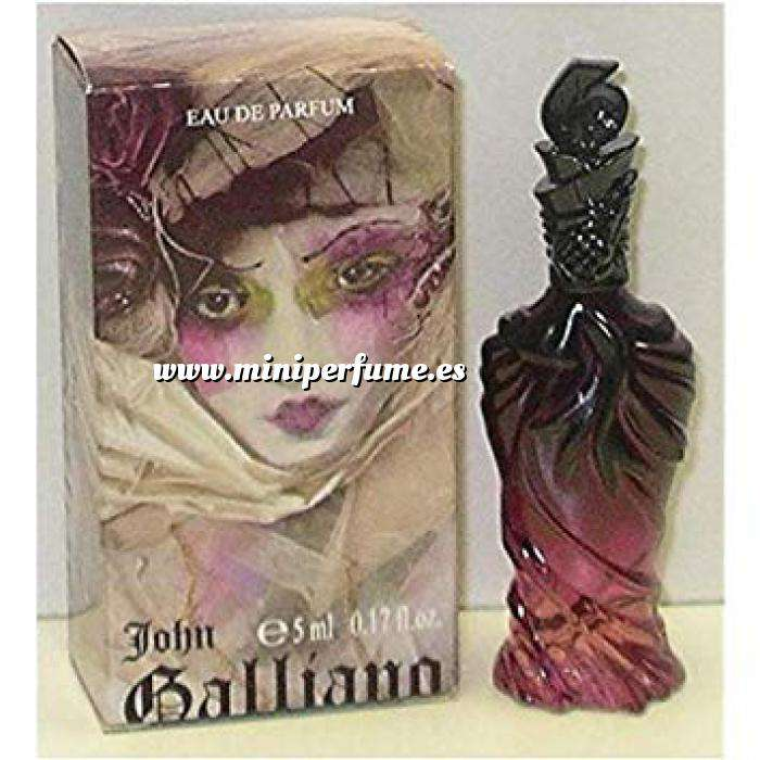 Imagen EDICIONES ESPECIALES Jhon Galliano Eau de parfum 5 ml (Últimas Unidades)