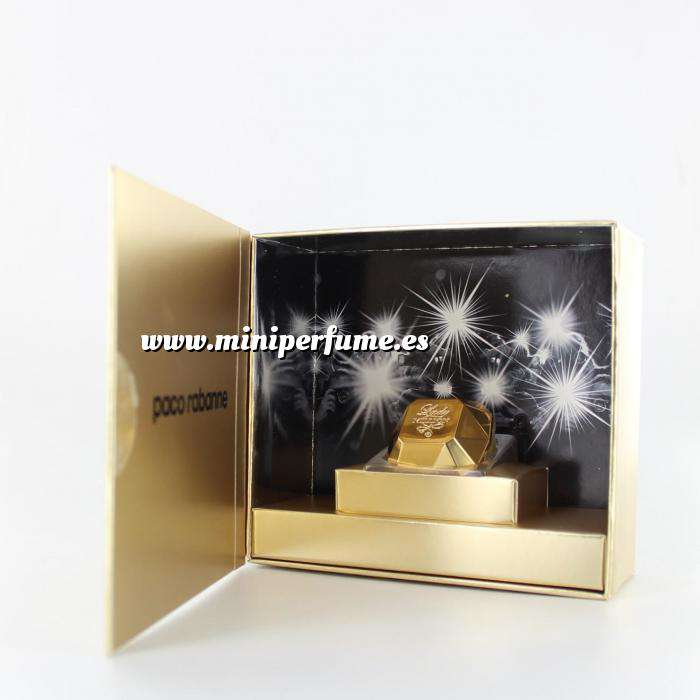 Imagen EDICIONES ESPECIALES Lady Million Eau de Toilette by Paco Rabanne 5ml. EDICIÓN ESPECIAL (Últimas Unidades)
