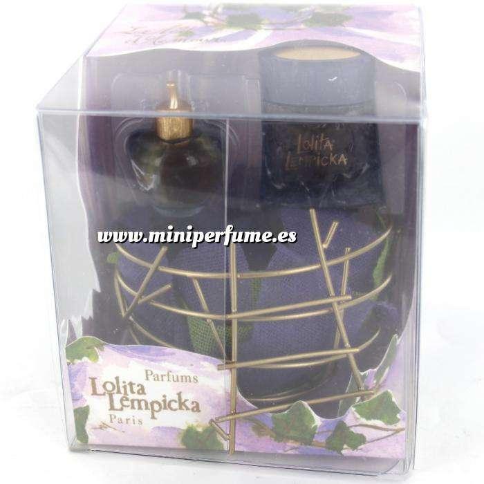 Imagen EDICIONES ESPECIALES Lolita Lempicka Parfums Le Nid d Amour by Lolita Lempicka (Pack de 2) 5ml.(EDICIÓN ESPECIAL) (Últimas Unidades)