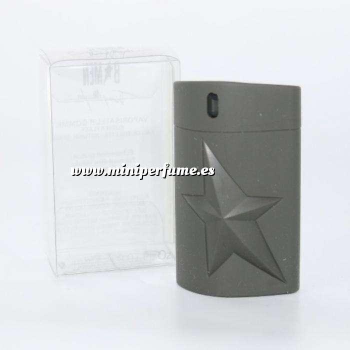 Imagen Mini Perfumes Hombre B-Men Eau de Toilette (Caja transparente) by Thierry Mugler 2ml. (Últimas Unidades)