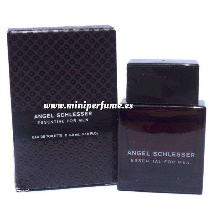 Imagen Mini Perfumes Hombre Essential For Men Eau de Toilette by Angel Schlesser 5ml. (Últimas Unidades)
