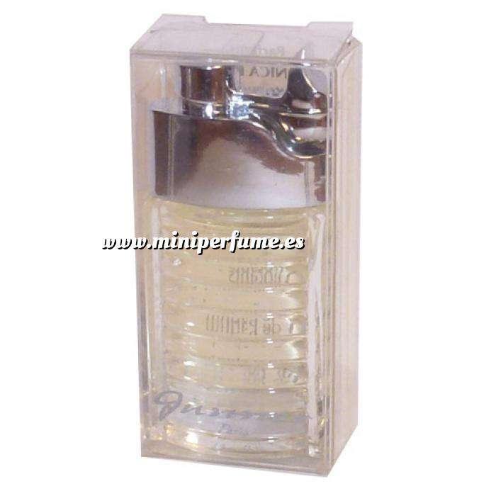 Imagen Mini Perfumes Hombre Gunner For Men Eau de Parfum by Monica Klink 6ml. (PLATEADO) (IDEAL COLECCIONISTAS) (Últimas Unidades)