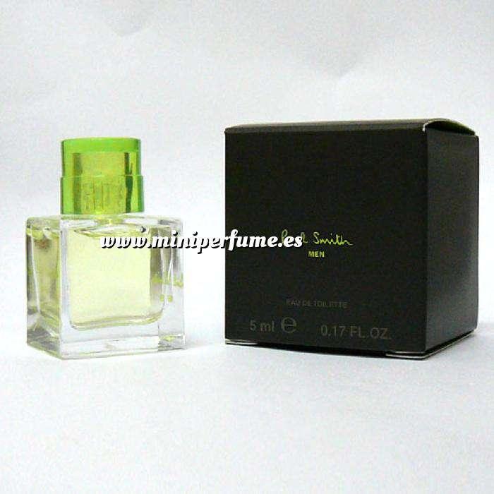Imagen Mini Perfumes Hombre Paul Smith Men Eau de Toilette by Paul Smith 5ml. (Ideal Coleccionistas) (Últimas Unidades)