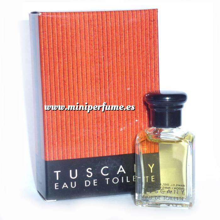 Imagen Mini Perfumes Hombre Tuscany Per Uomo Eau de Toilette by Tuscany 4.5ml. (Últimas Unidades)