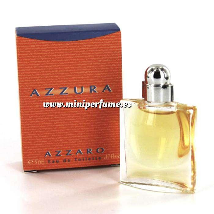Imagen Mini Perfumes Mujer Azzura Eau de Toilette by Azzaro 5ml. (Últimas unidades)