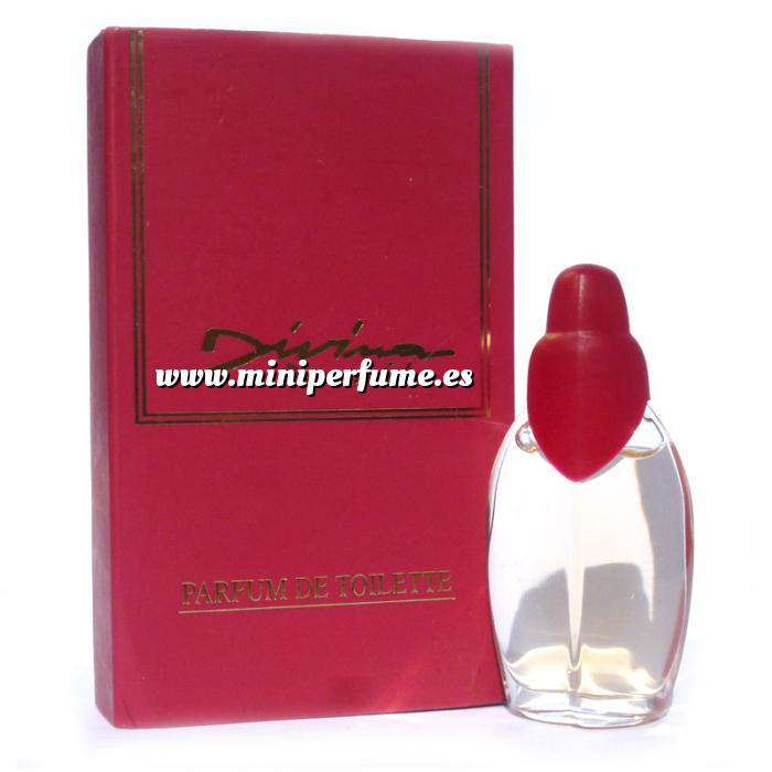 Imagen Mini Perfumes Mujer Divina Parfum de Toilette de Diana de Silva 4.5ml. (Últimas Unidades)