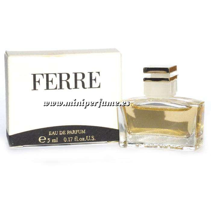 Imagen Mini Perfumes Mujer Ferre by Gianfranco Ferre (Últimas Unidades)