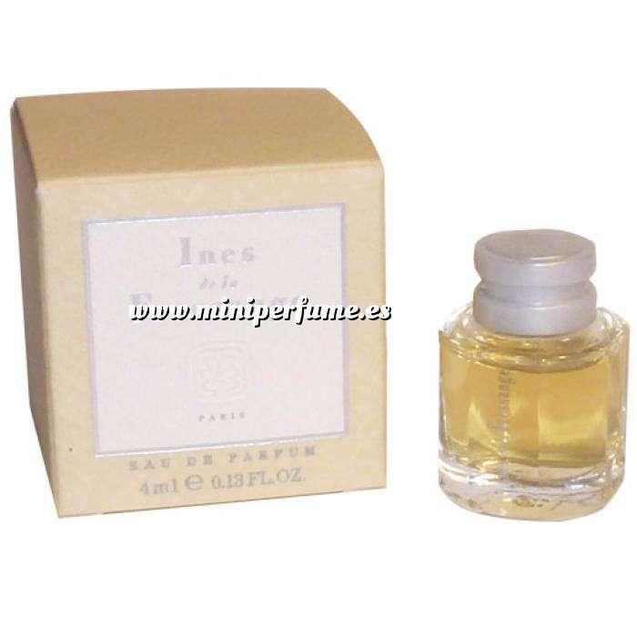 Imagen Mini Perfumes Mujer Ines de la Fressange Eau de Parfum 4ml. (IDEAL COLECCIONISTAS) (Últimas Unidades)