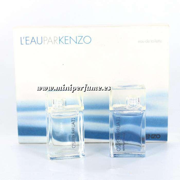 Imagen Mini Perfumes Mujer L Eau PAR (2 miniaturas) Eau de Toilette by Kenzo 4ml. (Últimas Unidades)