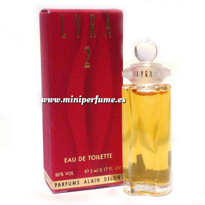Imagen Mini Perfumes Mujer Lyra 2 Eau de Toilette by Alain Delon 5ml. (Últimas Unidades)