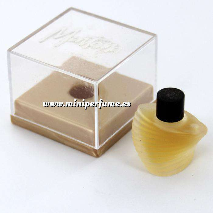 Imagen Mini Perfumes Mujer Montana Parfum De Peau by Claude Montana BASE DORADA 3ml. (Ideal Coleccionistas) (Últimas Unidades)