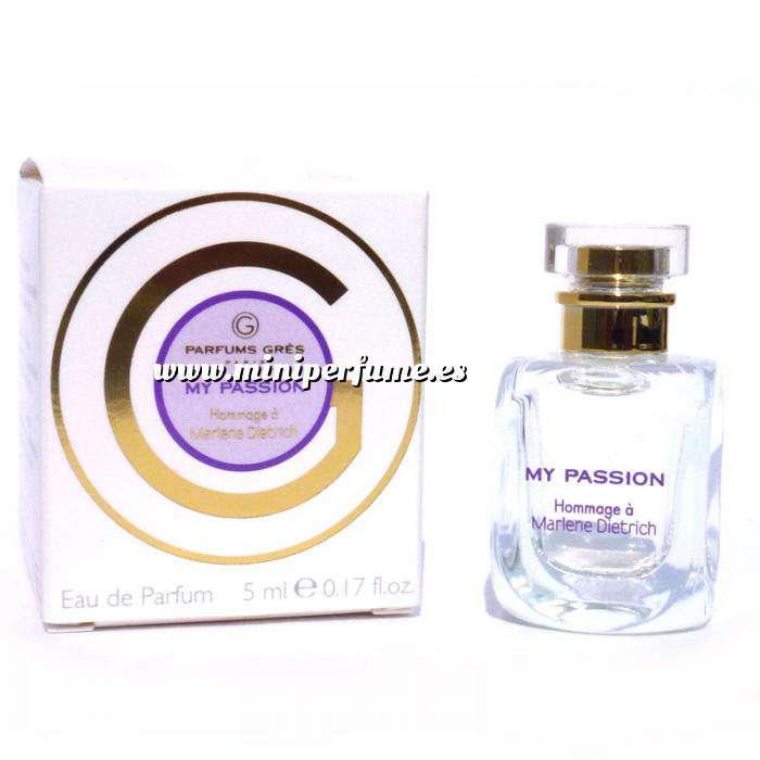 Imagen Mini Perfumes Mujer My Passion by Grés (Últimas Unidades)