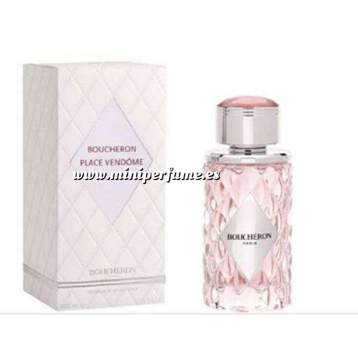 Imagen Mini Perfumes Mujer Place Vêndome Eau de Parfum by Boucheron 4,5ml. (IDEAL COLECCIONISTAS) (Últimas Unidades)