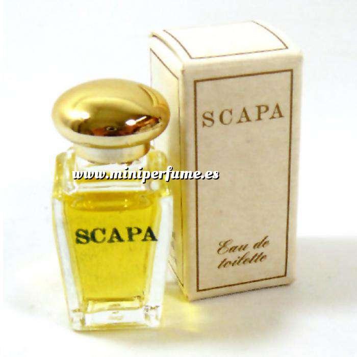 Imagen Mini Perfumes Mujer Scapa Eau de Toilette by Escapa 7.5ml. (caja pequeña) (Ideal Coleccionistas) (Últimas Unidades)