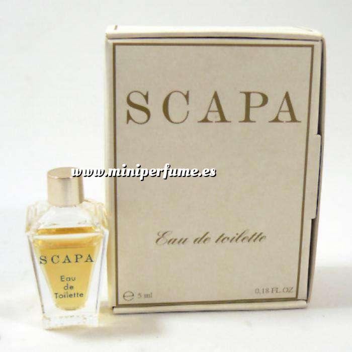 Imagen Mini Perfumes Mujer Scapa Eau de Toilette by Scapa 5ml. (caja grande) (Ideal Coleccionistas) (Últimas Unidades)