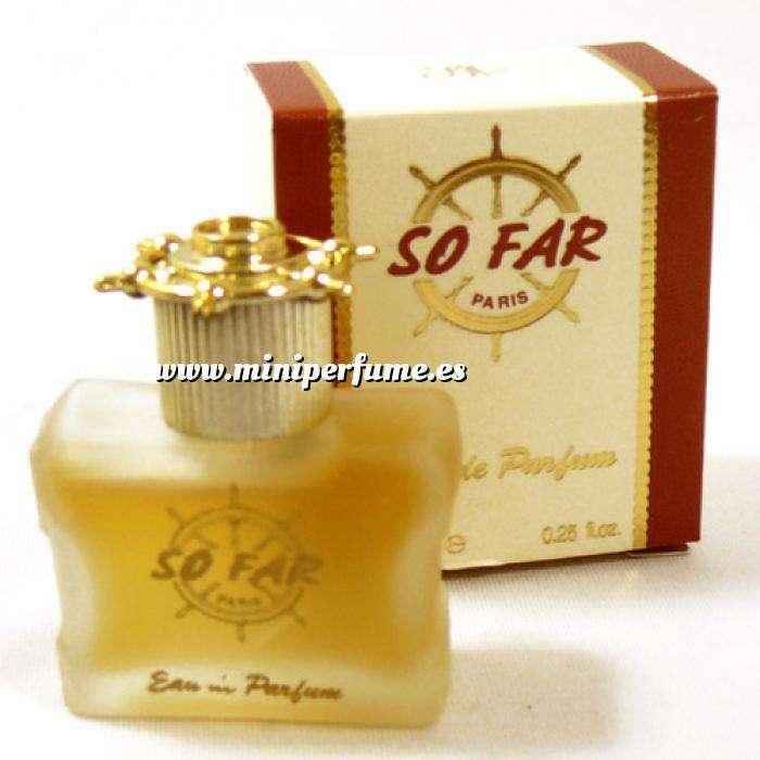 Imagen Mini Perfumes Mujer So Far by Riachi Paris (Ideal Coleccionistas) (Últimas Unidades)