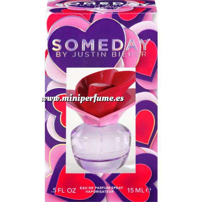 Imagen Mini Perfumes Mujer Someday By Justin Bieber 15ml vapo (Últimas Unidades)