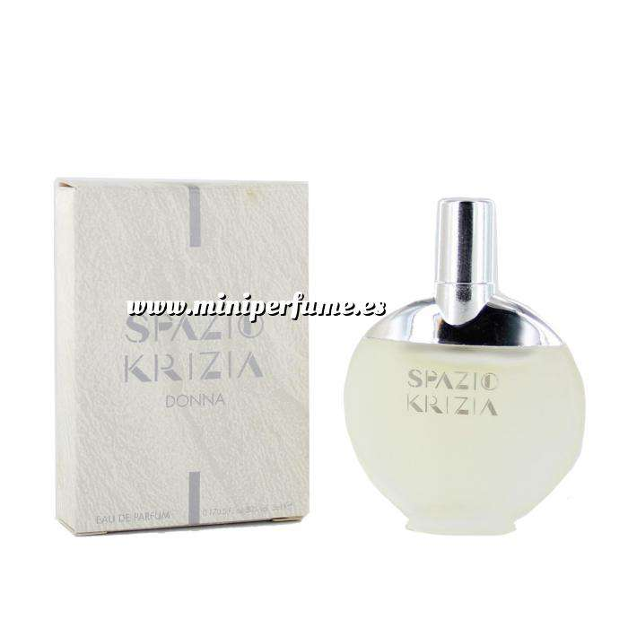 Imagen Mini Perfumes Mujer Spazio Krizia Donna Eau de Parfum by Krizia 5ml. (Últimas Unidades)