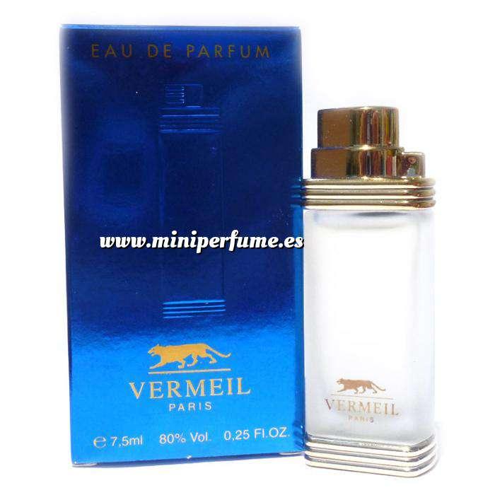 Imagen Mini Perfumes Mujer Vermeil Eau de Parfum by Jean-Louis Vermeil 7.5ml. (Últimas Unidades)