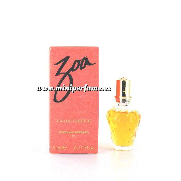 Imagen Mini Perfumes Mujer Zoa Eau de Toilette by Parfums Regine 5ml. (Últimas unidades)