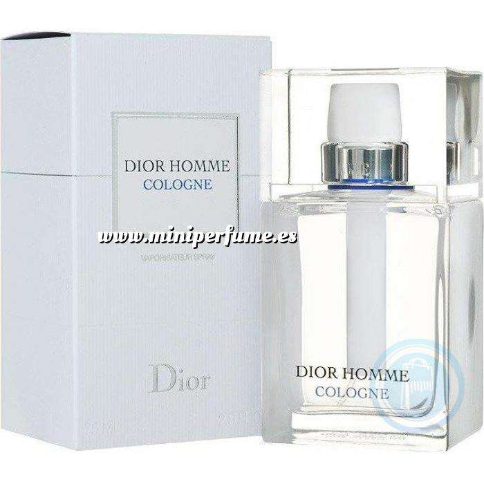 Imagen PERFUMES con 40% Descuento CHRISTIAN DIOR Homme Cologne Spray 75 ml (Últimas Unidades)
