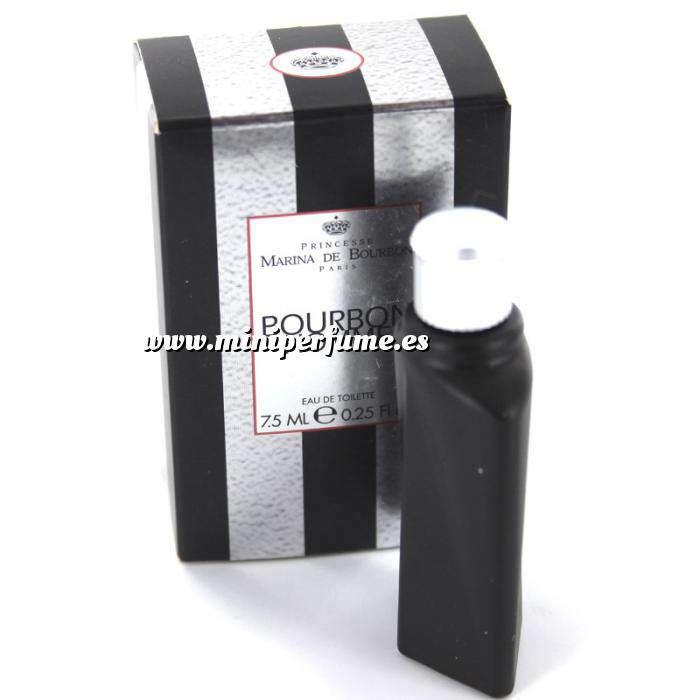 Imagen -Mini Perfumes Hombre Bourbon Homme Eau de Toilette by Princesse Marina de Bourbon 7.5ml. (Últimas Unidades)