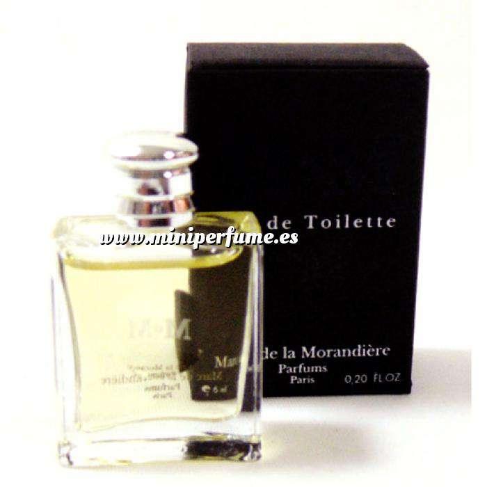 Imagen -Mini Perfumes Hombre MdM Eau de Toilette by Marc de la Morandière 6ml. (Ideal Coleccionistas) (Últimas Unidades)