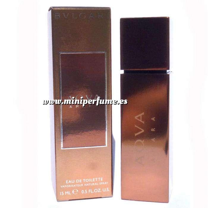 Imagen -Mini Perfumes Mujer Aqva Amara Eau de Toilette (vaporizador) by Bvlgari 15ml. (Últimas Unidades)