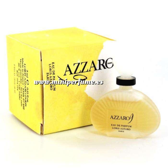 Imagen -Mini Perfumes Mujer Azzaro 9 Eau de Parfum by Loris Azzaro Paris 5ml. (Últimas unidades)