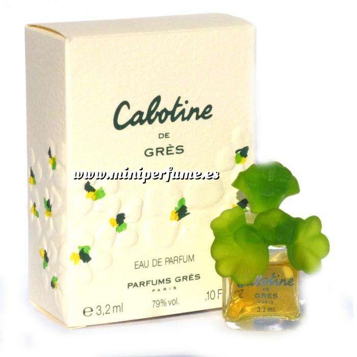 Imagen -Mini Perfumes Mujer Cabotine by Grés (Últimas Unidades)