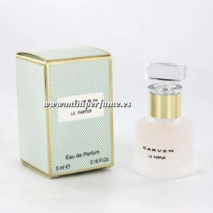 Imagen -Mini Perfumes Mujer Carven Le Parfum Eau de Parfum by Carven 5ml. (Últimas Unidades)